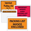 Packing List/Invoice