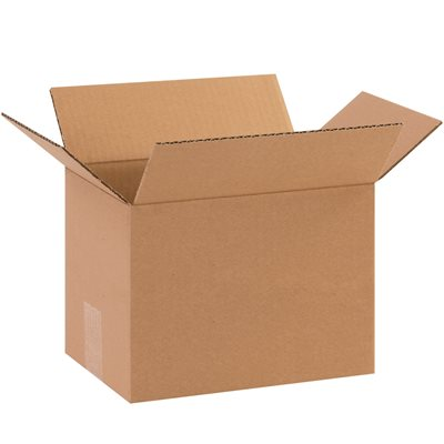 "10 x 7 x 7"" Corrugated Boxes"