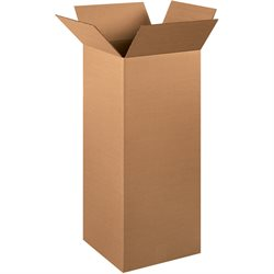 """12 x 12 x 30"""" Tall Corrugated Boxes"""