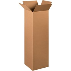 """12 x 12 x 40"""" Tall Corrugated Boxes"""