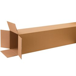 """12 x 12 x 72"""" Tall Corrugated Boxes"""