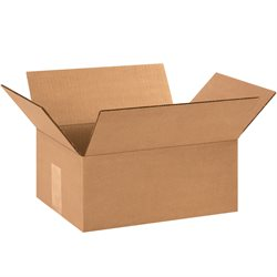 "12 x 9 x 5"" Corrugated Boxes"