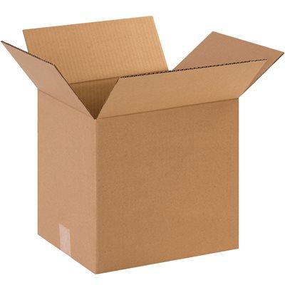 "13 x 10 x 13"" Corrugated Boxes"