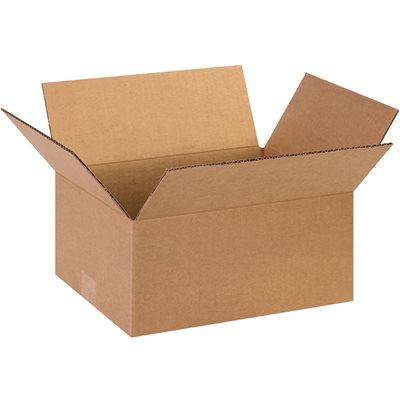 "13 x 10 x 6"" Corrugated Boxes"