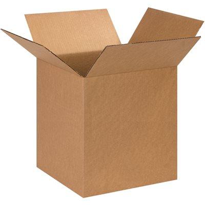 "13 x 13 x 15"" Corrugated Boxes"