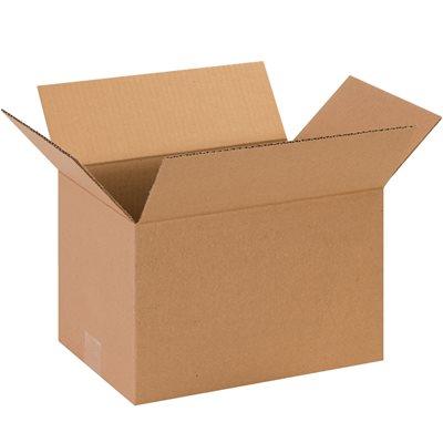 "13 x 9 x 7"" Corrugated Boxes"