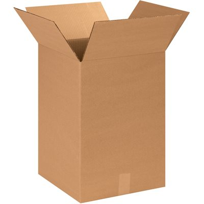 "14 x 14 x 20"" Corrugated Boxes"