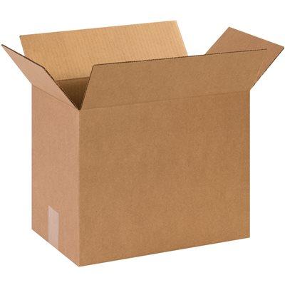 "14 1/2 x 8 3/4 x 12"" Corrugated Boxes"