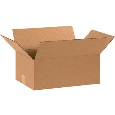 "15 x 10 x 6"" Corrugated Boxes"
