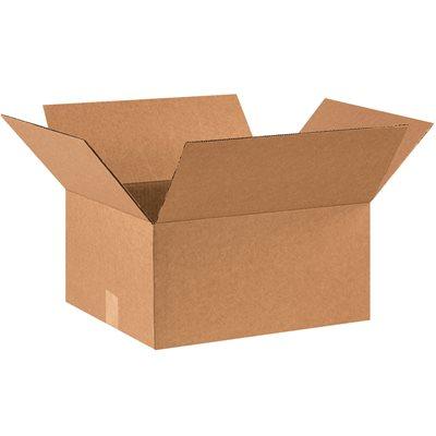 "16 x 14 x 8"" Corrugated Boxes"