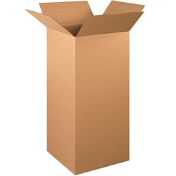 """16 x 16 x 36"""" Tall Corrugated Boxes"""