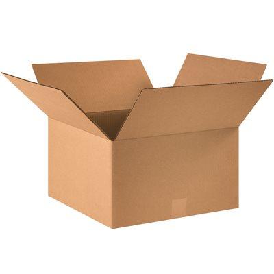 "16 x 16 x 9"" Corrugated Boxes"