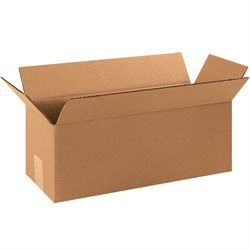 "16 x 5 x 5"" Long Corrugated Boxes"