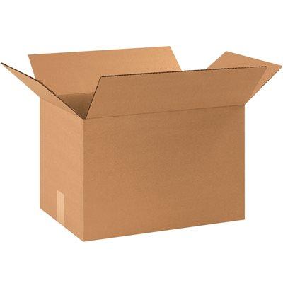 "17 1/4 x 11 1/4 x 11 1/2"" Corrugated Boxes"