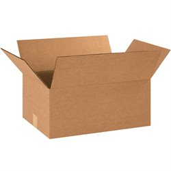 "18 x 12 x 8"" Corrugated Boxes"