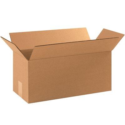 "18 x 8 x 8"" Long Corrugated Boxes"