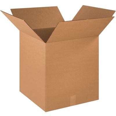 "20 x 18 x 20"" Corrugated Boxes"