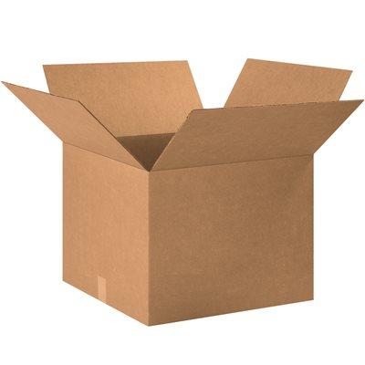 "20 x 20 x 15"" Corrugated Boxes"