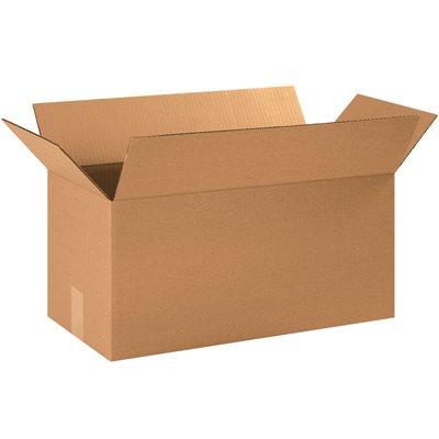 "21 x 10 x 10"" Corrugated Boxes"
