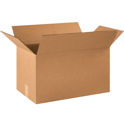 "21 x 13 x 13"" Corrugated Boxes"