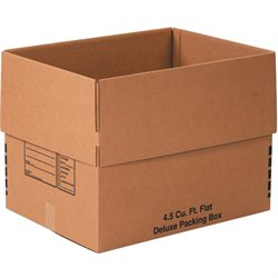 "24 x 18 x 18"" Deluxe Packing Boxes"