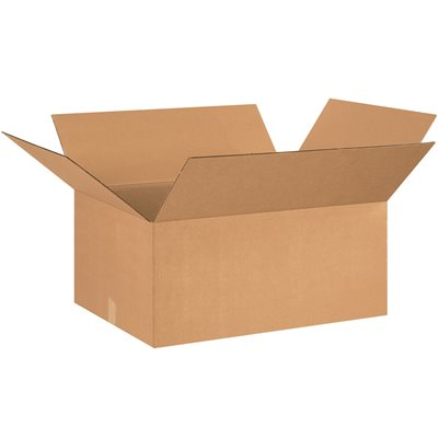 "26 x 20 x 12"" Corrugated Boxes"