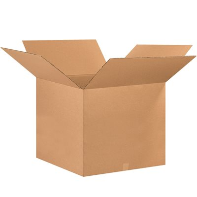"26 x 26 x 20"" Corrugated Boxes"