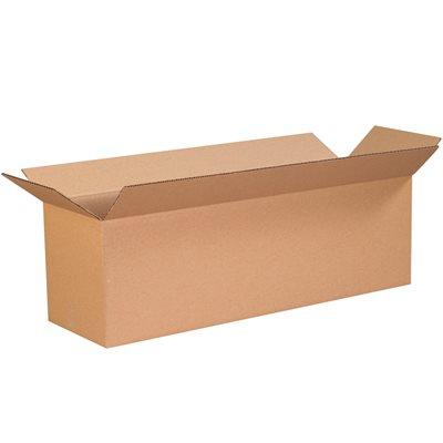 "26 x 8 x 8"" Long Corrugated Boxes"