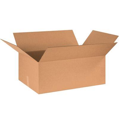 "30 x 20 x 12"" Corrugated Boxes"