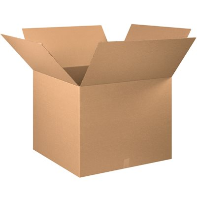 "30 x 30 x 25"" Corrugated Boxes"