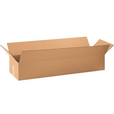 "32 x 10 x 6 1/2"" Long Corrugated Boxes"