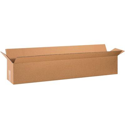 "36 x 6 x 6"" Long Corrugated Boxes"