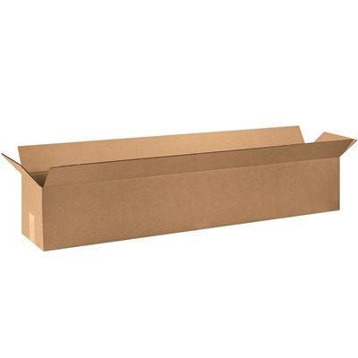 "48 x 8 x 8"" Long Corrugated Boxes"