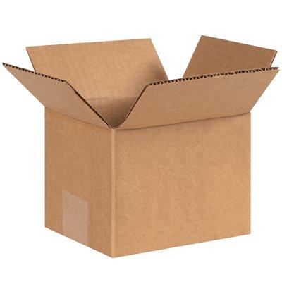 "6 x 5 x 4"" Corrugated Boxes"