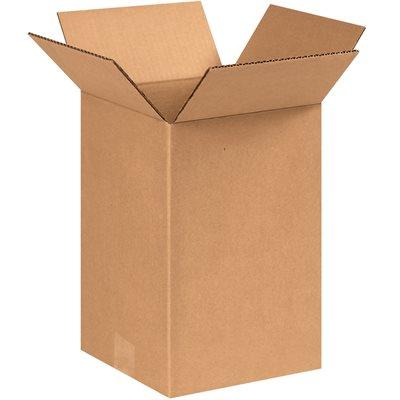 "9 x 9 x 12"" Corrugated Boxes"