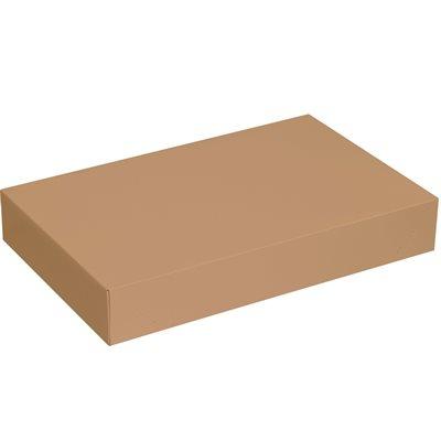 """19 x 12 x 3"""" Kraft Apparel Boxes"""