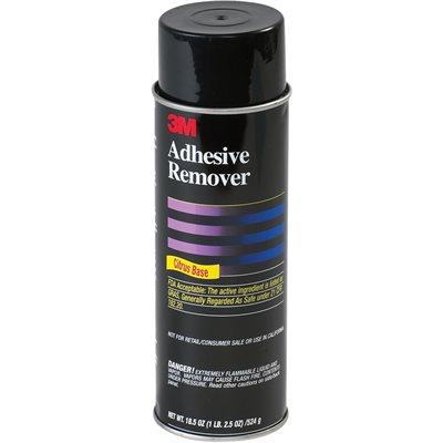 3M Adhesive Remover Citrus Based 6041