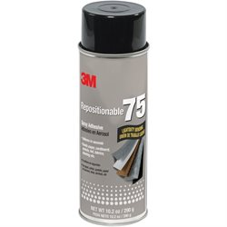 3M Repositionable 75 Adhesive