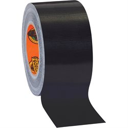 "3"" x 30 yds. Black Gorilla® Duct Tape"