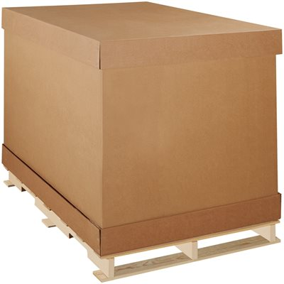 """58 x 41 x 45"""" Double Wall Corrugated Boxes"""