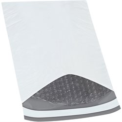 "7 1/4 x 8"" (25 Pack) Bubble Lined Poly Mailers"