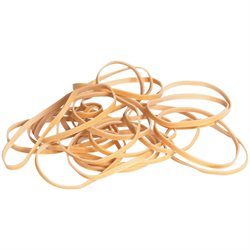 "1/4 x 3 1/2"" Rubber Bands - 5 Lb. Bulk"