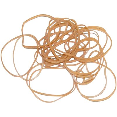 """1/16 x 2 1/2"""" Rubber Bands"""