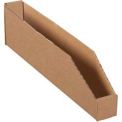 """2 x 18 x 4-1/2"""" Kraft Bin Boxes"""