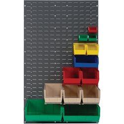 """36 x 61"""" Wall Mounted Panel Rack"""