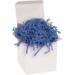 10 lb. Navy Blue Crinkle Paper