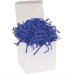 10 lb. Royal Blue Crinkle Paper