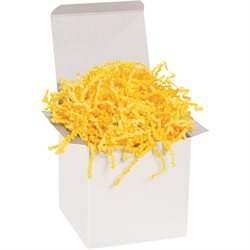 10 lb. Yellow Crinkle Paper