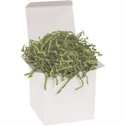 10 lb. Olive Crinkle Paper