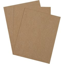 "8 1/2 x 11"" Extra Heavy Duty Chipboard Pads"